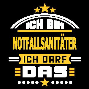 NOTFALLSANITÄTER