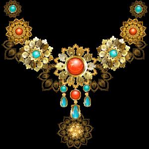 Ladyfash 01 Lady Fashion Schmuck Design - RAHMENLOS Geschenk Motiv Fun Shirt
