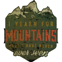 Mountain 04 used - RAHMENLOS Bergsteiger Outdoor Wandern