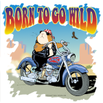 Born to Go wild