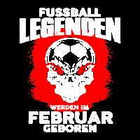 Februar - Geburtstag - Fussball - Legende - DE