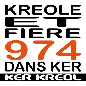 974 ker kreol - Kreole et Fiere
