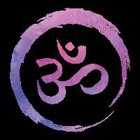 Yoga Zen Kreis Om