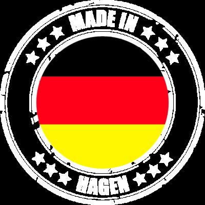 HAGEN - Du kommst aus HAGEN? Dann ist dieses Design für dich! - MADE,IN,HAGEN