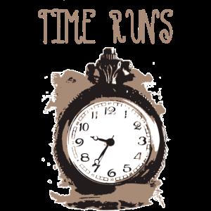 Zeit rennt