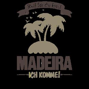 Reif für die Insel Madeira