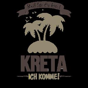 Reif für die Insel Kreta