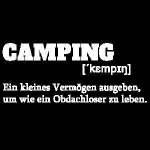 Camping Erklärung