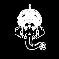 ganesha Elefant Yoga Hindu india Mandala Namaste