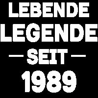 Lebende Legende seit 1989
