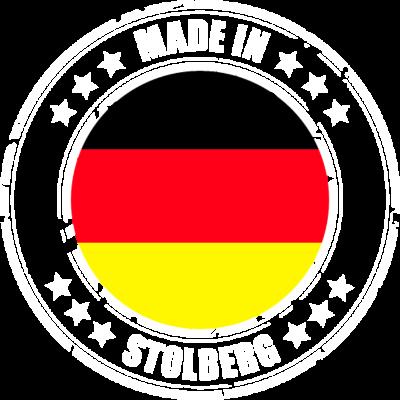 STOLBERG - Du kommst aus STOLBERG? Dann ist dieses Design für dich! - STOLBERG,IN,MADE