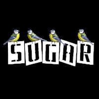 Zucker Blaue Titten
