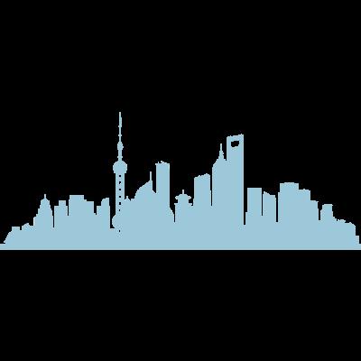 Shanghai, China -  - freedesigns17,Wolkenkratzer,Urban,Tower,Stadtbild,Stadt,Silhouette,Shanghai,Reise,Panorama,Nation,Länder,Horizont,Hochhaus,China,Blick,Asien,Architektur