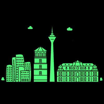 Düsseldorf, Deutschland -  - freedesigns17,Wolkenkratzer,Urban,Tower,Stadtbild,Silhouette,Reise,Panorama,Nation,Metropole,Länder,Horizont,Hochhaus,Europa,Deutschland,Blick,Architektur