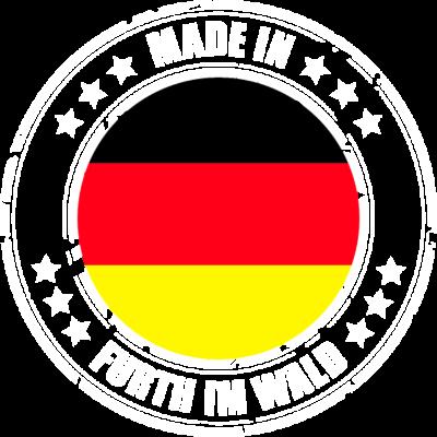 FURTH IM WALD - Du kommst aus FURTH IM WALD? Dann ist dieses Design für dich! - MADE,IN,FURTH IM WALD
