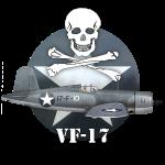Corsair F4U-1 de la VF-17
