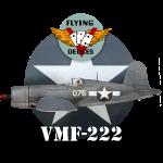 F4U-1A Corsair de la VMF-222