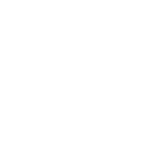 EKG HERZSCHLAG BAGGER White