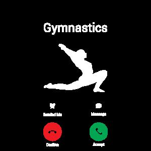 Gymnastik ruft an