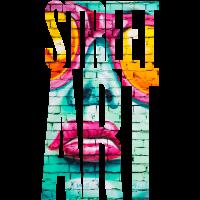 T Shirt Streetart