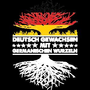 Deutsche Wurzeln