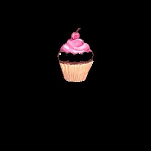 Cupcakes sind guenstiger als eine Therapie rosa