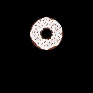 Donuts sind guenstiger als eine Therapie white