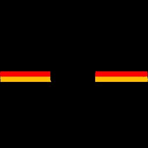 Deutschland Flagge/Banner 007