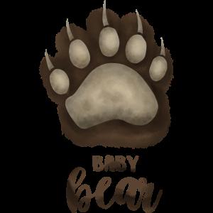 Baby Bear - für Baby-Eltern Partnerlook