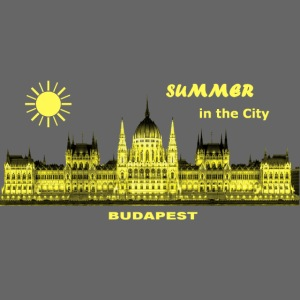 Summer in the City Budapest Ungarn