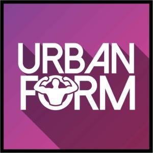 Logo URBAN FORM