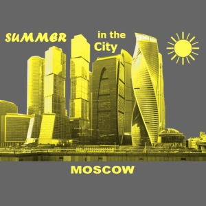 Summer in the City Moskau Rossija Russland