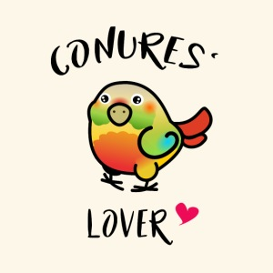 Conures' Lover: Ananas