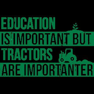 Tractor are importanter farmer farm