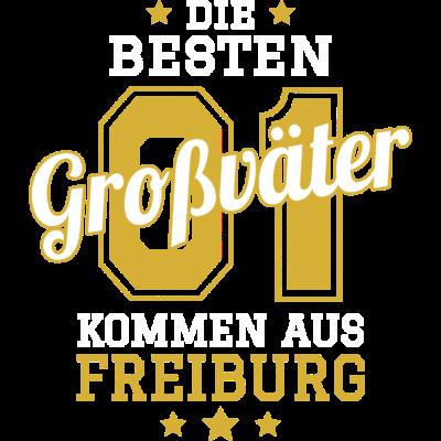 Opa Freiburg -  - wohnt,witzig,weihnachten,tollster,stadt,schenken,nummer 1,lustig,in,großvater,grossvater,geschenk,geburtstagsgeschenk,geburtstag,geboren,coolster,bester,Opa,Freiburg,01,+stadt