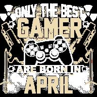 Gamer Birthday April