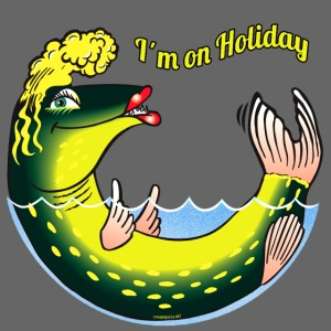 10-39 LADY FISH HOLIDAY - Haukileidi lomailee