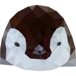 Pinguin Baby Poly