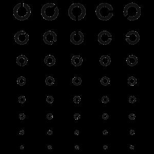 Schau mir auf die Kreise - Sehtest Vol. 1