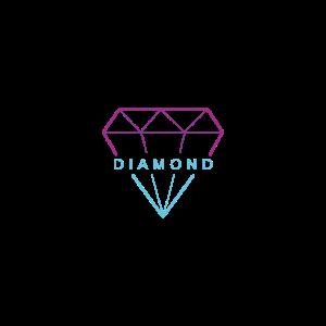Abdeckung Iphone Diamond Style
