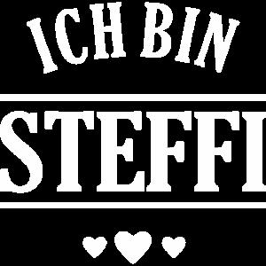 Ich bin Steffi