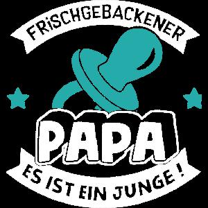 Vater Papa Vati Papi Vatertag Geburt Geschenk