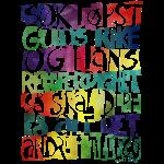 Søk først Guds rike – farge