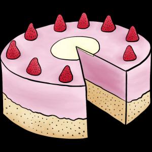 Torte für Eltern-Baby-Partnerlook