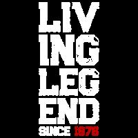 living legend 1976