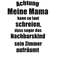 Mama Spruch