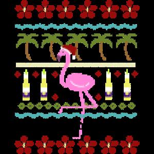 Strick Flamingo