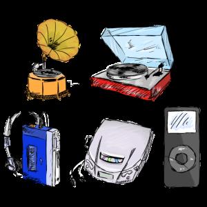 Musik durch die Zeit!