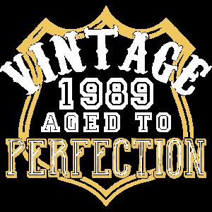 Jahrgang 1989 gealtert zur Perfektion