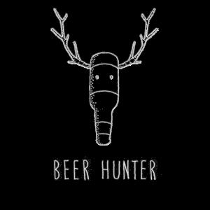 Beer Hunter - Weiße Trophäe - Sonderausgabe.